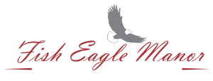 Fish Eagle Manor - Logo